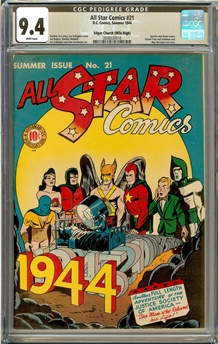 All Star Comics #21