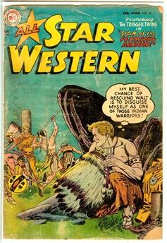 All Star Western #81