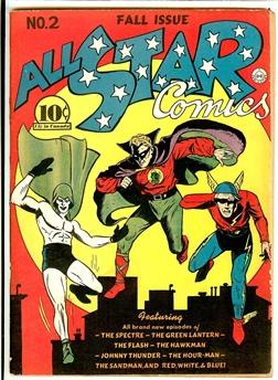 All Star Comics #2