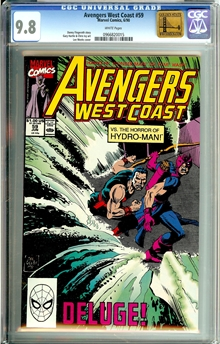 Avengers West Coast #59