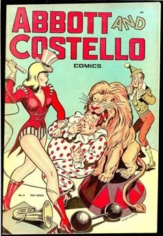 Abbott and Costello #4