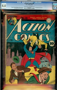Action #45