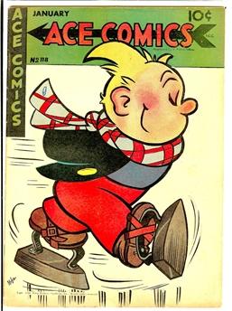 Ace Comics #118