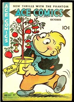 Ace Comics #127