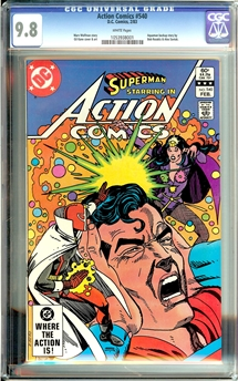 Action #540