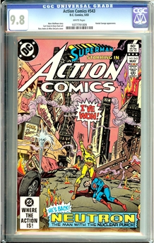 Action #543