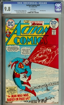 Action #433
