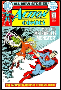Action Comics #415