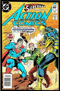 Action #538