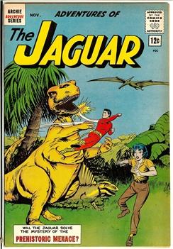 Adventures of the Jaguar #10