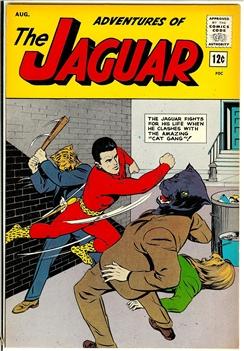 Adventures of the Jaguar #13