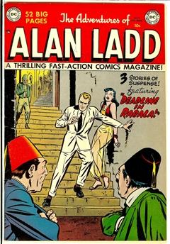 Adventures of Alan Ladd #9