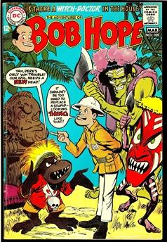 Adventures of Bob Hope #109