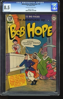 Adventures of Bob Hope #10