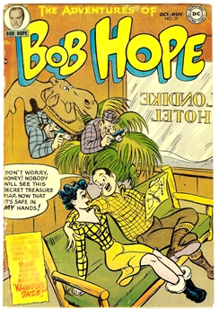Adventures of Bob Hope #17