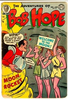 Adventures of Bob Hope #24