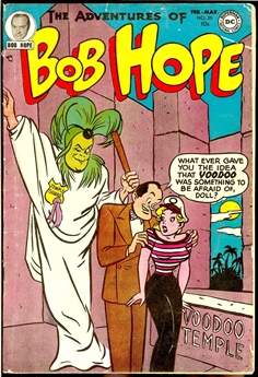 Adventures of Bob Hope #25