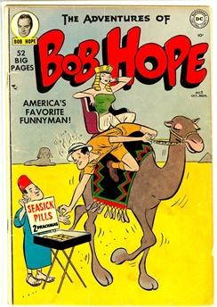 Adventures of Bob Hope #5