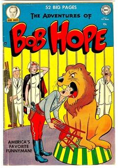 Adventures of Bob Hope #7