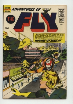Adventures of the Fly #20