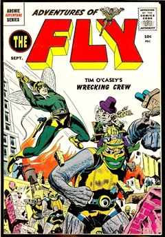 Adventures of the Fly #2