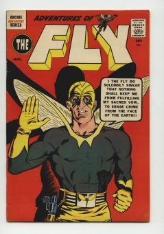 Adventures of the Fly #3