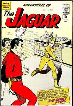 Adventures of the Jaguar #6