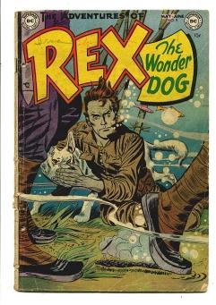 Adventures of Rex the Wonder Dog #9