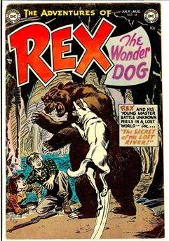 Adventures of Rex the Wonder Dog #10