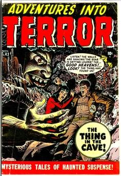 Adventures Into Terror #43 (#1)