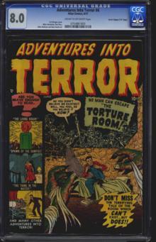 Adventures Into Terror #4