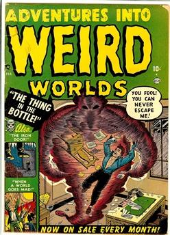 Adventures Into Weird Worlds #2