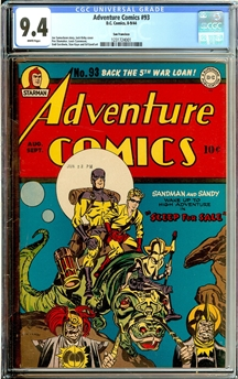 Adventure #93