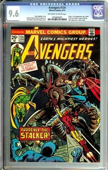Avengers #124