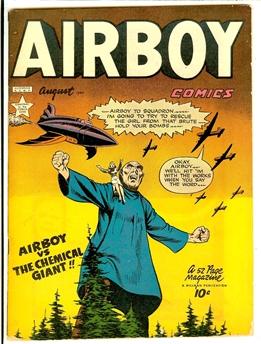 Airboy Comics V6 #7