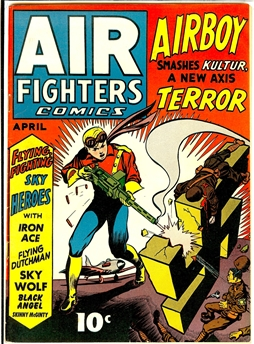 Air Fighters Comics #7