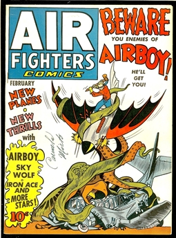 Air Fighters Comics #5