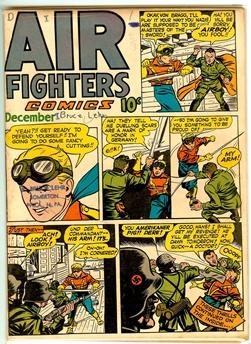 Air Fighters Comics V2 #3
