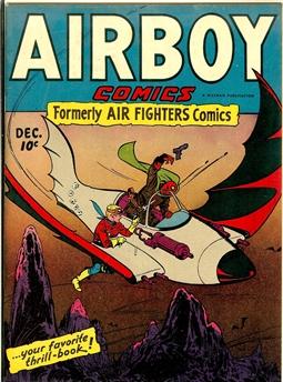 Airboy Comics V2 #11