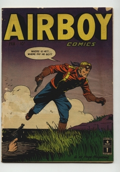 Airboy Comics V7 #1