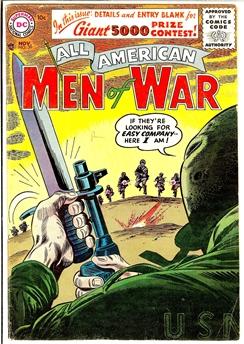 All-American Men of War #39