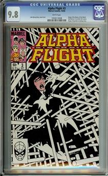Alpha Flight #3