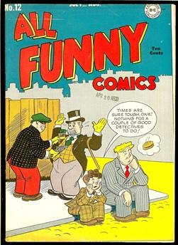 All Funny Comics #12