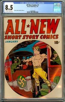 All New Comics #1