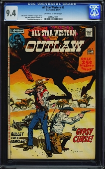 All Star Western #7