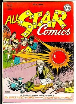 All Star Comics #31