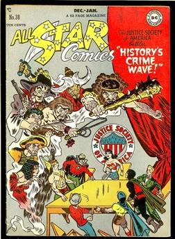 All Star Comics #38