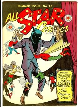 All Star Comics #25