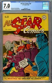 All Star Comics #28