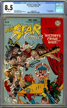 All Star Comics #38